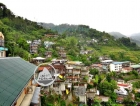 Rice Terraces next to Banaue Trade Center @ Philippines