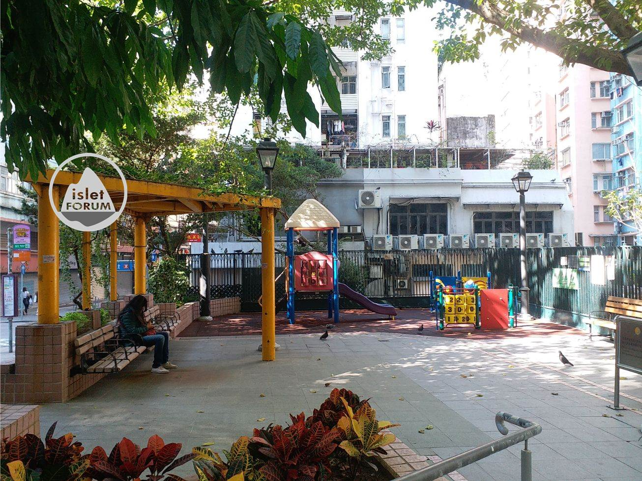 荷李活道兒童遊樂場hollywood road childrens playground (3).jpg
